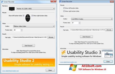 Screenshot Rylstim Screen Recorder Windows 10