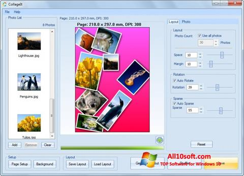 Screenshot CollageIt Windows 10