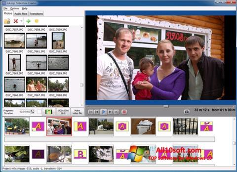 Screenshot Bolide Slideshow Creator Windows 10