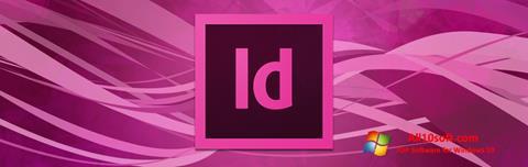 Screenshot Adobe InDesign Windows 10