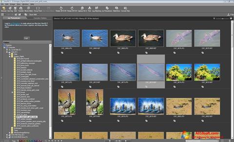 Screenshot ViewNX Windows 10