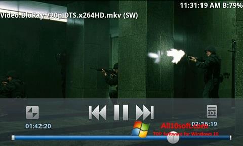 Screenshot BSPlayer Windows 10