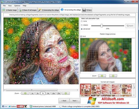 Screenshot Photo Collage Windows 10