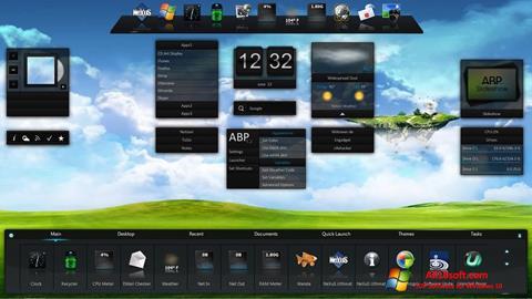 Screenshot Winstep Nexus Windows 10