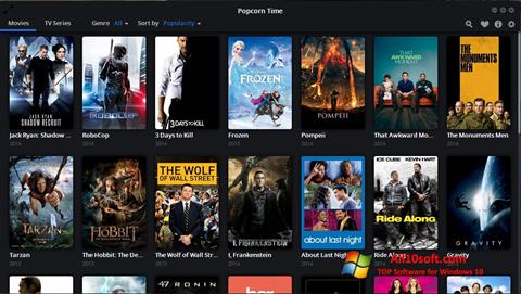 Popcorn Time Suomi