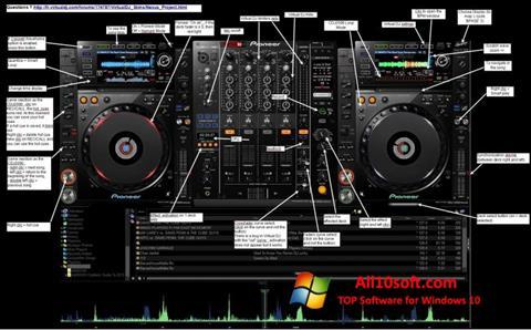 Screenshot Virtual DJ Windows 10